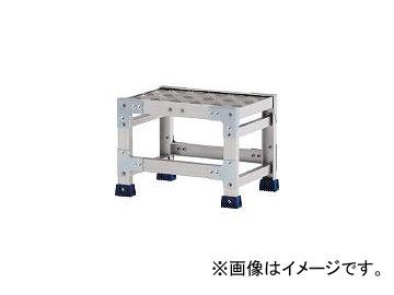 100%安い CSBC13WS(4439848) アルインコ/ALINCO JAN:4969182282382:オートパーツエージェンシー 作業台(天板縞板タイプ)1段-DIY・工具