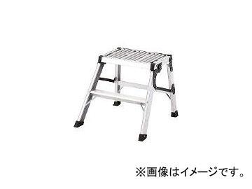 長谷川工業/HASEGAWA アルミ製折りたたみ式作業台 WD2.050(4536681) JAN:4968757551854