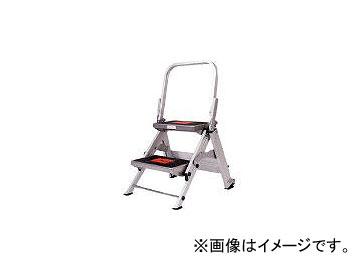 長谷川工業/HASEGAWA アルミ合金製折りたたみ式作業台 LG10210B(4343573)