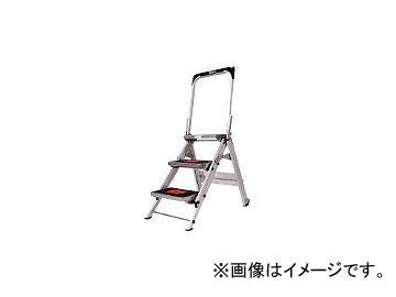 長谷川工業/HASEGAWA アルミ合金製折りたたみ式作業台 LG10310B(4343581)