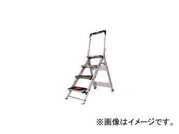 長谷川工業/HASEGAWA アルミ合金製折りたたみ式作業台 LG10410B(4343590)