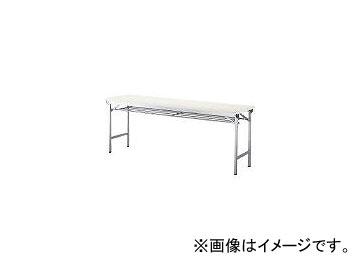 アイリスチトセ/IRISCHITOSE 折畳みテーブルOTN 棚付き1845Tサイズ ホワイト OTN1845TW(4526481) JAN:4905865965388