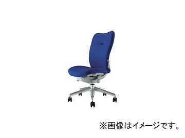 ナイキ/NIKE ミドルバックチェアー 「エネア」 肘なし 布 バイオレット ZE510FVI(4633083)