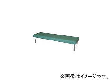 ミズノ/MIZUNO ロビーチェア 背無し 緑 MC728 GN(4656351)