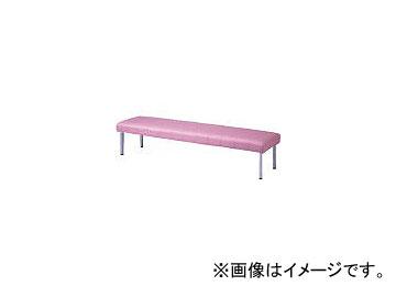ミズノ/MIZUNO ロビーチェア 背無し ピンク MC728 P(4656369)