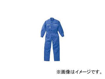 山田辰 ツナギ服 3Lサイズ スカイブルー 6800SB3L(4479181) JAN:4560105061147