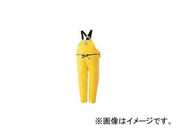 ロゴスコーポレーション/LOGOS マリンエクセル 胸当て付きズボン膝当て付きサスペンダー式 イエローLL 12063521(4415086) JAN:4981325185602