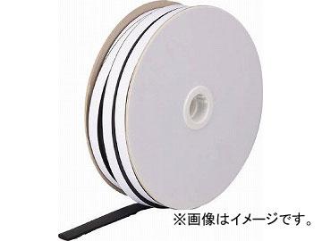 トラスコ中山/TRUSCO 粘着付平型スポンジ 3mm×15mm×50m TSHN31550(4429991) JAN:4989999266764