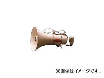 ノボル電機製作所/NOBORUDENKI ショルダータイプメガホン13Wホイッスル音付き(電池別売) TM208(4334256) JAN:4543853000101