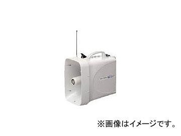 ユニペックス/UNI-PEX 30W 防滴スーパーワイヤレスメガホン レインボイサー TWB300(4538161) JAN:4560142100892