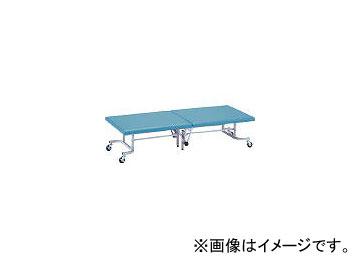ミズノ/MIZUNO 移動用ベット ベンチ 青 MWC1875DS B(4656482)