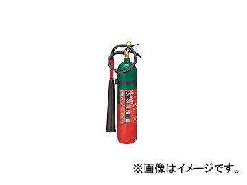 ヤマトプロテック/YAMATOPROTEC 二酸化炭素消火器5型 YC5X2(4534794) JAN:4931554007770