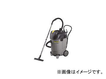 ケルヒャージャパン/KARCHER 業務用乾湿両用クリーナー NT551TACTG(4522656) JAN:4039784815568