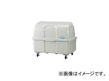 カイスイマレン/KAISUIMAREN ゴミ箱 ジャンボペール HG1000C 単色 キャスター付 HG1000C(4537351)