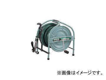 ハタヤリミテッド/HATAYA テツノホースリール(グリーン)21m防藻ホース レバーノズル HSA20NG(4538030) JAN:4930510418728