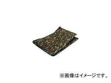 ユタカメイク/YUTAKAMAKE シート #3000迷彩シート 7.2×9.0 MS3016(4449746) JAN:4903599223002
