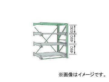ムラテックKDS/MURATEC スライドラックSSR10-2012-3HR SSR1020123HR(4528468) JAN:4954183310134