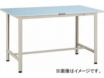 トラスコ中山/TRUSCO BO型軽量作業台 1200X750X740 BO1275(4544161)