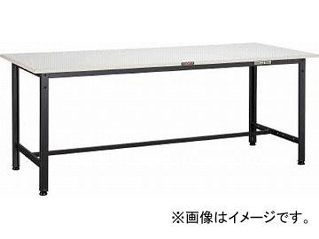 トラスコ中山/TRUSCO AE型作業台 900X450XH740 DG色 AE0945DG(4542576)