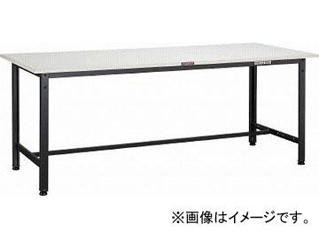 トラスコ中山/TRUSCO AE型作業台 1500X900XH740 DG色 AE1509DG(4542967)