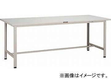 トラスコ中山/TRUSCO SAE型作業台 1200X750XH740 W色 SAE1200W(4546385)