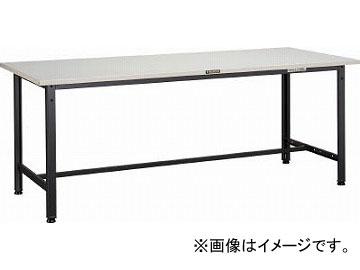 トラスコ中山/TRUSCO SAE型作業台 1800X900XH740 DG色 SAE1809DG(4546644)