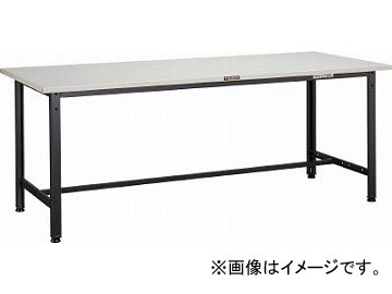 トラスコ中山/TRUSCO SAE型作業台 1800X7450XH740 DG色 SAE1800DG(4546555)
