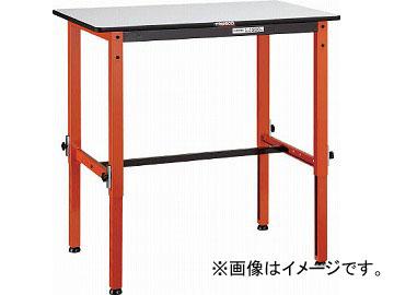 トラスコ中山/TRUSCO 高さ調整式作業台 TFAEM型 900X600 TFAEM0960(4501314)