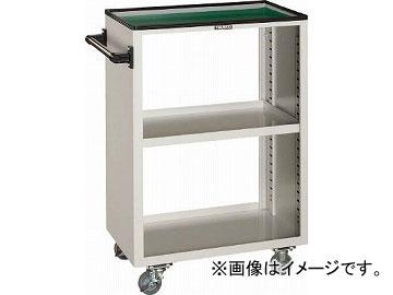 【売れ筋】 ツールワゴン JAN:4989999232974:オートパーツエージェンシー NTS301NW(4408209) 600X400XH880 トラスコ中山/TRUSCO W-DIY・工具