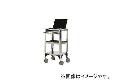 トクヤマ/TOKUYAMA ステンレス製パソコンカート FPC1(4532058)