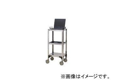 トクヤマ/TOKUYAMA ステンレス製パソコンカート FPC2(4532066)