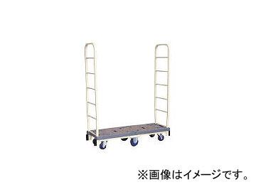 ワコーパレット/WAKO-PALLET スリムカート(段積タイプ)ブレーキ付 WSC1B(4677668)