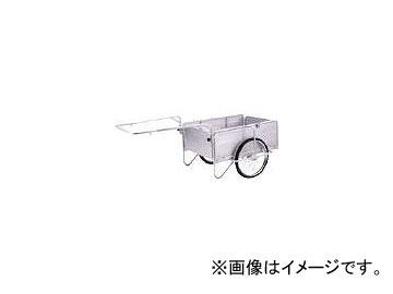 アルインコ/ALINCO アルミ製折りたたみ式リヤカー HK100E(4390113) JAN:4969182195255