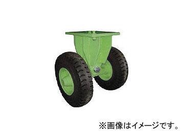 佐野車輛製作所/SANO 超重量級キャスター ダブル固定車 荷重2400kgタイプ 2862(4529065)