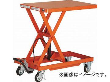 トラスコ中山/TRUSCO 作業台リフター 120kg 350X570 ハンドルレス HLLS120(4542525)