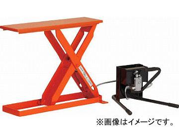 売り切れ必至! 足踏式 800X250 スリムリフト350kg HLHS352508(4542444):オートパーツエージェンシー トラスコ中山/TRUSCO-DIY・工具