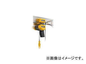 キトー/KITO EQ形電気チェーンブロック 懸垂形 490kg(IS)×4m EQ004IS(4528239) JAN:4937773400538