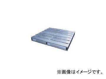ワコーパレット/WAKO-PALLET アルミパレット(両面二方差) WR0909(4677579)