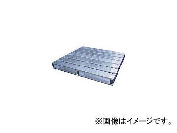 ワコーパレット/WAKO-PALLET アルミパレット(両面二方差) WR1110(4677609)