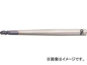 OSG 超硬エンドミル フェニックス(ペンシルネックボール) PHX-PC-DBT-R6X1X60(6329446)