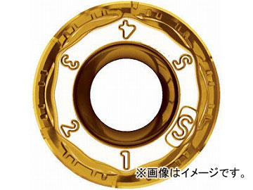 京セラ ミーリング用チップ CA6535 CVDコーティング RPGT1605M0ER-SM(6547559) JAN:4960664706686 入数:10個