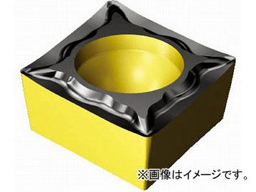 サンドビック コロターン107 旋削用ポジ・チップ CCMT060208-UM_4325(6108849) 入数:10個