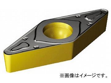サンドビック コロターン107 旋削用ポジ・チップ VBMT160408-PR_4325(6108661) 入数:10個