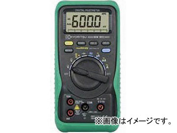KYORITSU デジタルマルチメータ(RMS) KEW1012(4796357) JAN:4560187060731