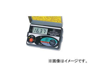 KYORITSU デジタル接地抵抗計(ソフトケース) MODEL4105A(4796853) JAN:4560187060441