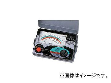 KYORITSU アナログ接地抵抗計(ハードケース) MODEL4102A-H(4796845) JAN:4560187060434