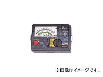 KYORITSU アナログ式絶縁・接地抵抗計 MODEL6017(4796870) JAN:4560187060502