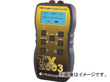 特別オファー グッドマン グッドマン TDRケーブル測長機TX2003 TX2003(4808606) TX2003(4808606) TDRケーブル測長機TX2003 JAN:4562442060074, 釣具総合卸売販売 フーガショップ2:a636b42f --- hi-tech-automotive-repair.demosites.myshopmanager.com
