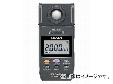 HIOKI 照度計 FT3424(4856376) JAN:4536036001811