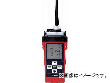 理研 ポータブルガスモニター GX2012C/H(4856571)